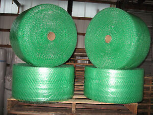 3 16 Small Recycled Green Bubble 12 X 1200 Per Order Ships Free