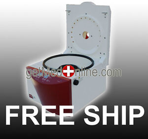 Ample Scientific F 33d Angled Rotor Variable Speed Digital Centrifuge 8x15ml