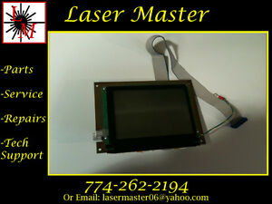 Candela Laser Mgl Vp yag Vbeam User Interface Display With Touchpad