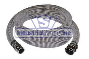 1 1 2 X 20 Flexible Mud Water Suction Hose fs