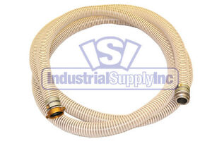 3 X 20 Flex Pin Lug Suction Hose Trash Pump fs