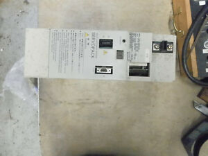 Yaskawa Yasnac Cimr Mr5n27p5 Spindle Drive