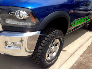 Oe Style Fender Flares For 2010 2011 2012 2013 2014 2015 Dodge Ram 2500 Hemi