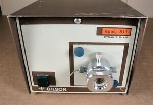 Gilson 811 Hplc Chromatography Dynamic Mixer
