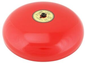 10 Fire Alarm Bell gong 120 Vac 98db Ul Listed