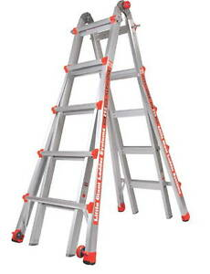 22 Little Giant Ladder Alta One 14016 001 Type 1 250lb 10303 Stepladder New