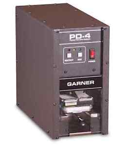 New Garner Pd 4 Mobile Physical Hard Drive Destroyer with Free Shipping Case