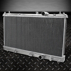 2 row Aluminum Core Racing Radiator For 95 99 Chrysler dodge plymouth Neon 2 0l