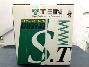 Tein S Tech Lowering Springs 96 00 Honda Civic