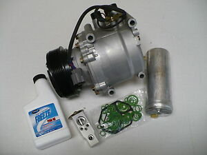 2002 2005 Honda Civic 1 7l Only New A C Ac Compressor Kit