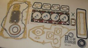 New Cummins 3 9l 4b 4bt 4bta Full Gasket Set