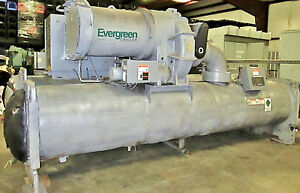 450 Ton Carrier Water Cooled Chiller