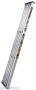 6 Little Giant Fixed Scaffolding Work Plank Aluminum 15070 001 New