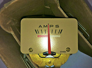 1941 Chrysler Amp Gauge New Old Stock