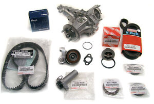 Complete Timing Belt Water Pump Kit Is300 Gs300 Genuine Oe Manufacture Parts