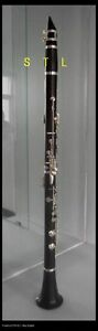 professional  New  G key clarinet First-class ebony wood body free case