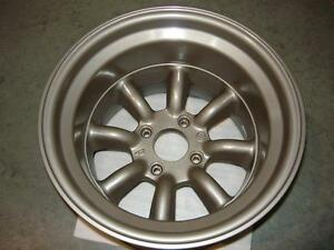 Rs watanabe 8spoke 15x11 38 Offset Ae86 240z 240sx Supra Wide Body