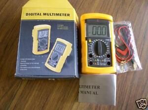 1 New Ldb Vichy 3 1 2 Digital Multimeter Vc890d On Sales Now