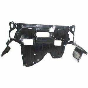New Front Engine Under Cover For 08 12 Honda Accord 12 15 Crosstour Ho1228122