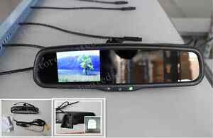 Rear View Mirror Backup Display 3 5 Fits Ford Gm Toyota Nissan Chevolet Etc