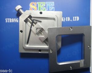 80mmx80mm Bga Reballin Universal Bga Diagonal Reball Rework Station Factory Sale