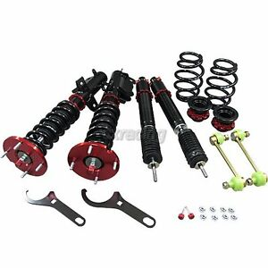Cxracing Damper Coilover Suspension Kit For 05 Ford Mustang S197