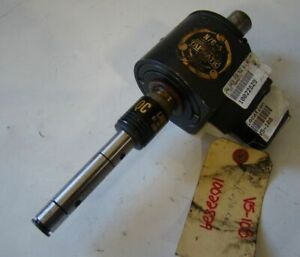 Tapmatic Tapping Attachment Nc r1 10 1 2