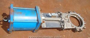 Parker Cylinder Actuated Valve Ee207656 A