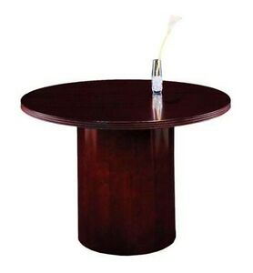 New Jade 42 Office Round Table For Meeting Conference Room