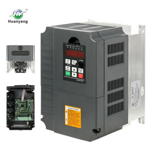 Excellent 220v Variable Frequency Drive Inverter Vfd 7 5kw 10hp 34a