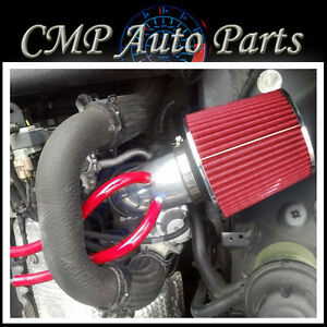 Red Fit 2010 2012 Hyundai Genesis Coupe 2 dr 2 0l Turbocharged Air Intake Kit