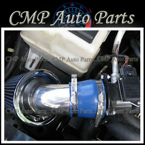 1997 2003 Ford Explorer Sport Trac 4 0l V6 Air Intake Kit Induction Systems Blue
