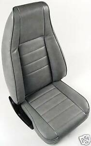 Jeep 1991 1996 Yj Wrangler Reclining Bucket Seats Uph Kit New