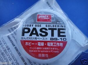 Soldering Paste Bs 10 For Hobby Electrical Applications