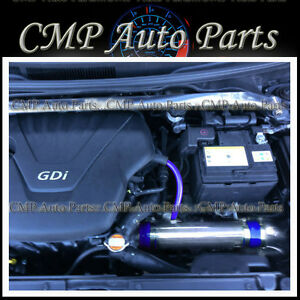 Blue For 2011 2013 Hyundai Veloster Accent 1 6 1 6l Gdi Cold Air Intake Kit