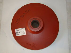 Weir Slurry Pump Impeller 17 1 2 Dia Vane
