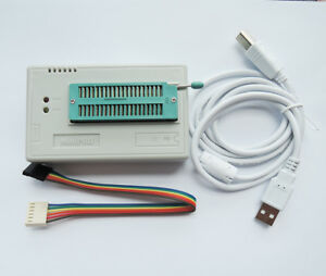 Minipro Tl866a Universal Programmer With Isp For 13000 Ic Eeprom Flash Bios