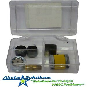 Vacuum Pump Repair Kit With Coupler Pr 45 J b Industries