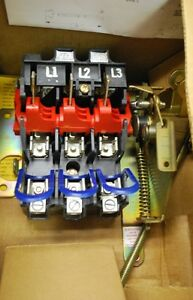 Square D 9422atc12 Flange Operated Disconnect Switch 30 Amp New