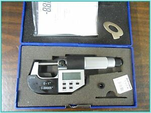 0 1 Electronic Outside Micrometer New