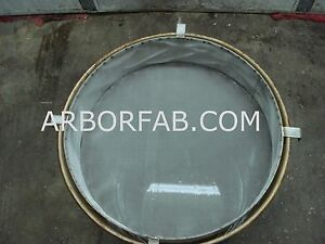 Wvo Drum Filter Used Cooking Oil Paint Biodiesel Filter Veg Oil Strainer 74 Mic