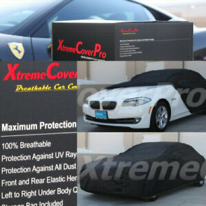 2004 2005 2006 2006 2007 Bmw 525 530 545 550 Breathable Car Cover W Mirrorpocket