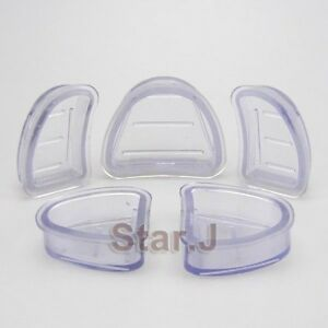 Silicone Dental Lab Plaster Model Dental Base Molds 2sets 10pcs Free Shipping
