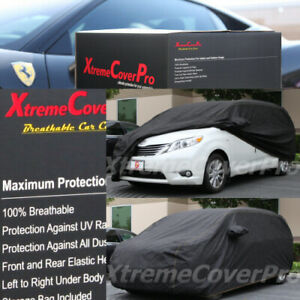 2011 2012 Toyota Sienna Breathable Car Cover W Mirrorpocket