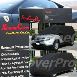 2011 2012 2013 Ford Explorer Breathable Car Cover W Mirrorpocket