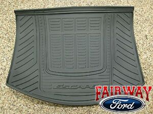 2013 Thru 2019 Escape Oem Genuine Ford Parts Cargo Area Protector Mat Liner