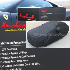 2011 2012 Ford Fiesta Hatchback Breathable Car Cover W mirrorpocket