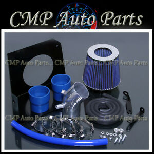 2008 2012 Scion Xd 1 8l L4 Heatshield Cold Air Intake Kit Induction Systems Blue