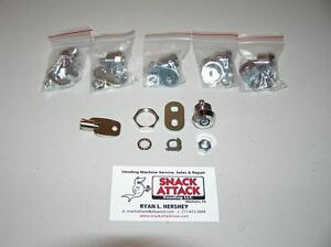 Vendstar 3000 5 2222 Back Door Locks 2 Keys New Free Ship