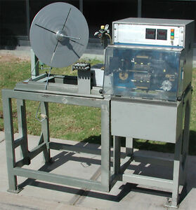 Komax Benchtop Ribbon Cable Wire Strippng Machine 31
